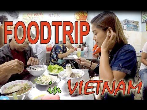 Vietnam 2018 - Travel Vlog - HO CHI MINH CITY | FOOD HUNT