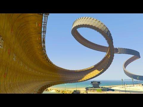 100.000% IMPOSIBLE! - CARRERA GTA V ONLINE - GTA 5 ONLINE
