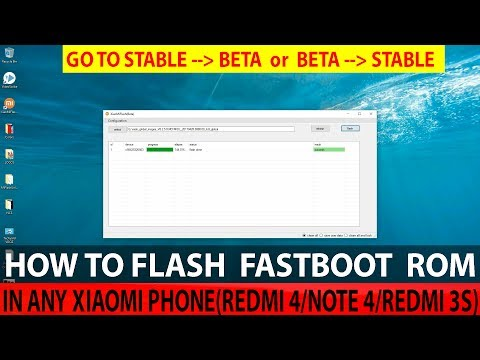 How to Change Stable Rom to Beta Rom in any Xiaomi Phone