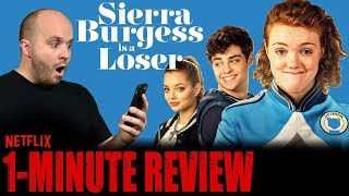 SIERRA BURGESS IS A LOSER (2018) - Netflix Original Movie - One Minute Movie Review