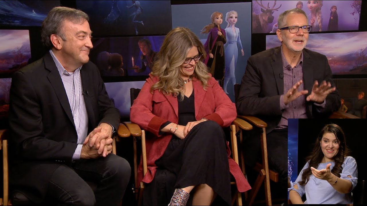 """Download Directors of """"Frozen"""" spilled everything about FROZEN 3"""