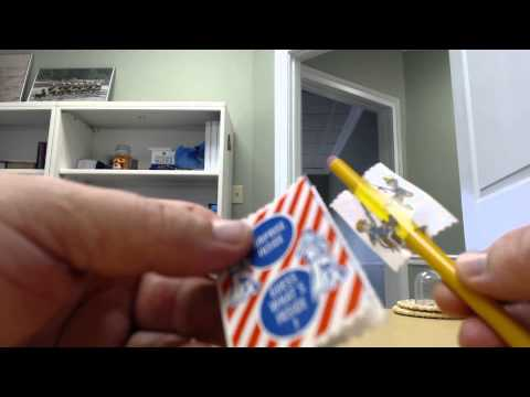 Cracker Jack Prize - Sad Disappointment