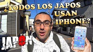 ¿Por qué TODOS los JAPONESES usan IPHONE?