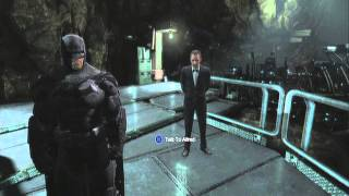 Batman Arkham Origins: How to Unlock and Equip Costumes In Single Player  - Tutorial -