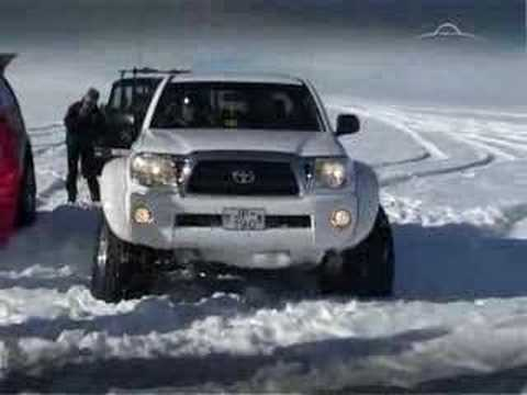 Arctic Trucks Youtube