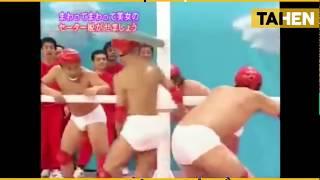 Game show bựa Nhật Bản Japan | xoay bánh xe cởi đồ gái xinh
