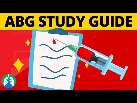 ABG Study Guide And Practice Questions (Arterial Blood Gases) | Respiratory Therapy Zone