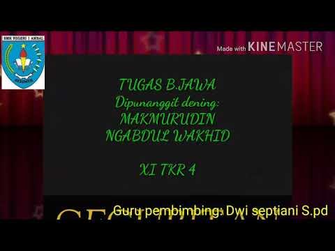 Geguritan Basa Jawa Ibu Youtube
