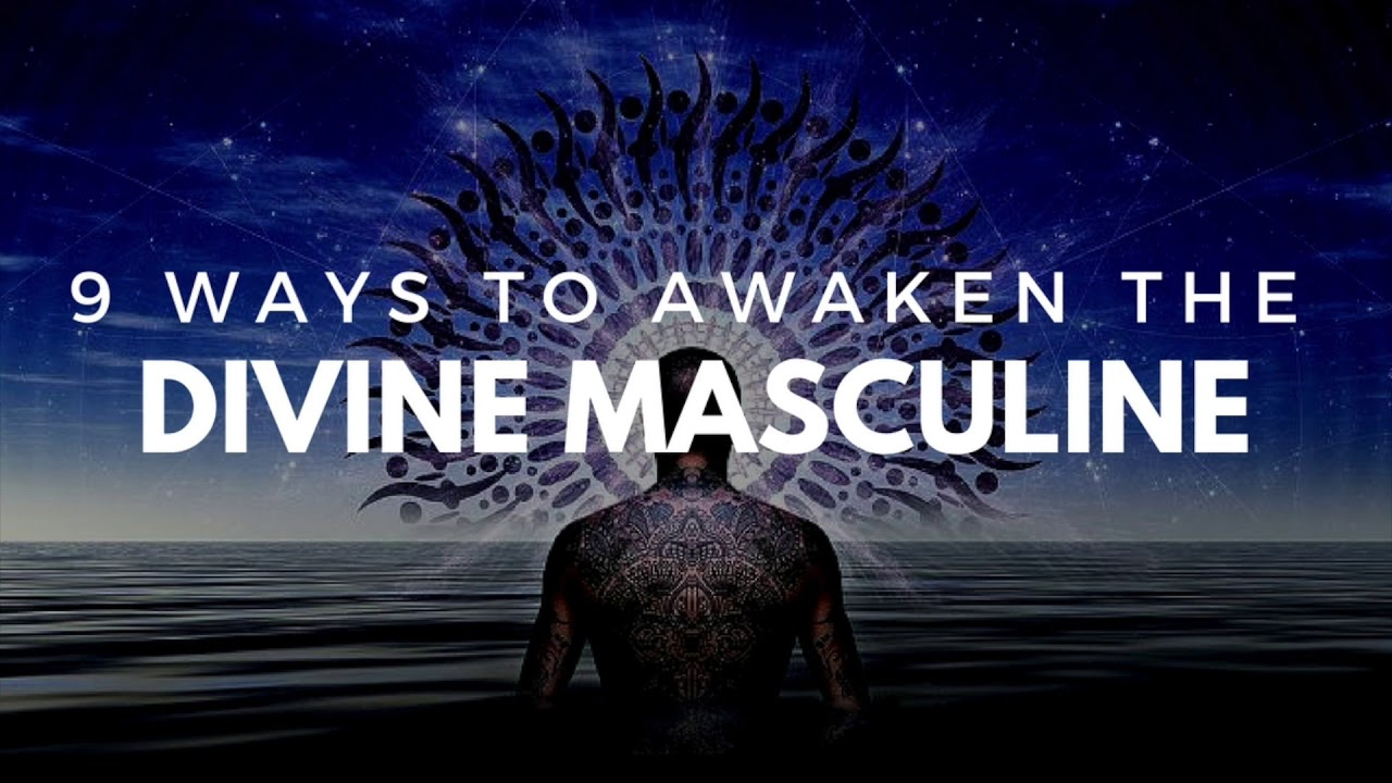 Divine Father : Reawakening the Balanced Male Spirit & Sacred Mind of Humanity