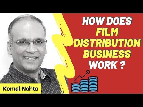 Film industry chalti kaise hai? (Business Model) | Komal Nah