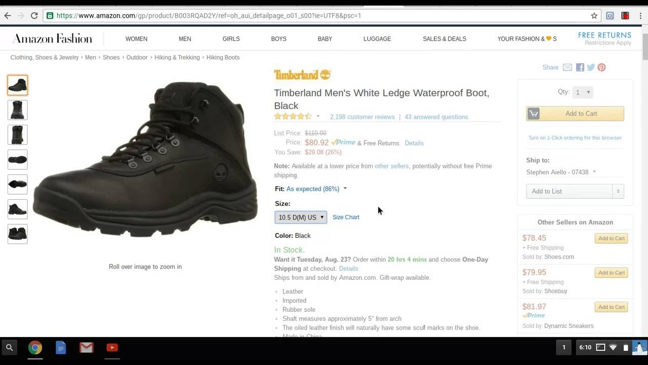 227cdf82893 Amazing Sale !!! Timberland White Ledge Waterproof Boots