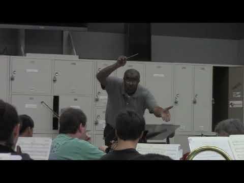 Nimrod from Enigma Variations, Op.36 by Edward Elgar (JSU/Community Orchestra Rehearsal)