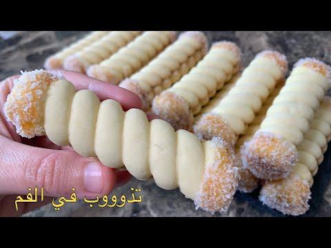 حلوة  سهلة تذوب في اليد قبل الفم بمقادير بسيطة وتقطع كمية كبيرة