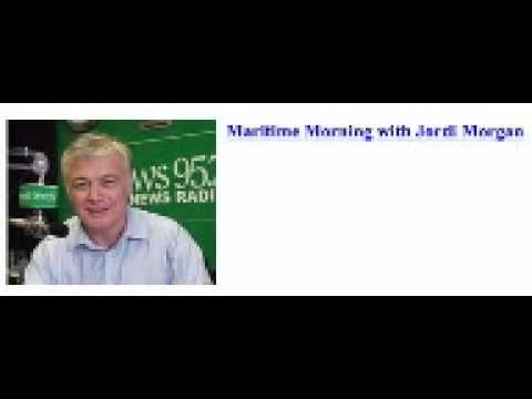Interview with Jordi Morgan of Maritime Morning on News 95.7 Radio (Halifax, NS)