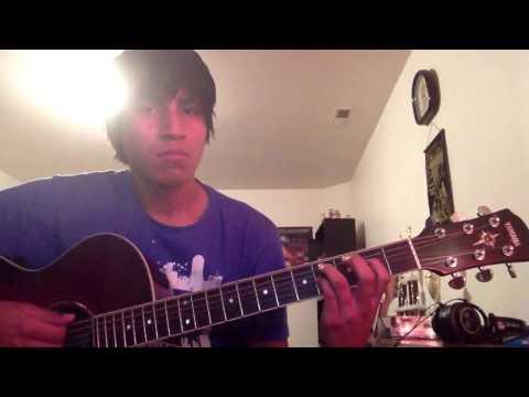 Falling Asleep on a Stranger - Pierce the Veil Acoustic guitar cover mp3