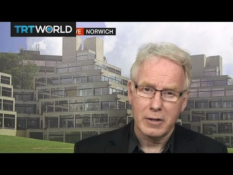 Trump Russia Allegations: Interview with Lee Marsden from University of East Anglia