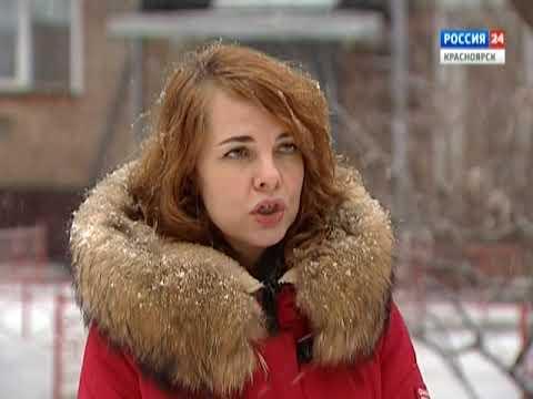 Вести.Интервью: ведущий специалист красноярского Гидрометцентра Оксана Сальникова