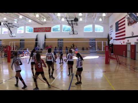 Sleepy Hollow Volleyball Tournament 2015 - Clip 1