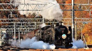 【C61 20】上越線SL列車の旅総集編【旧型客車】