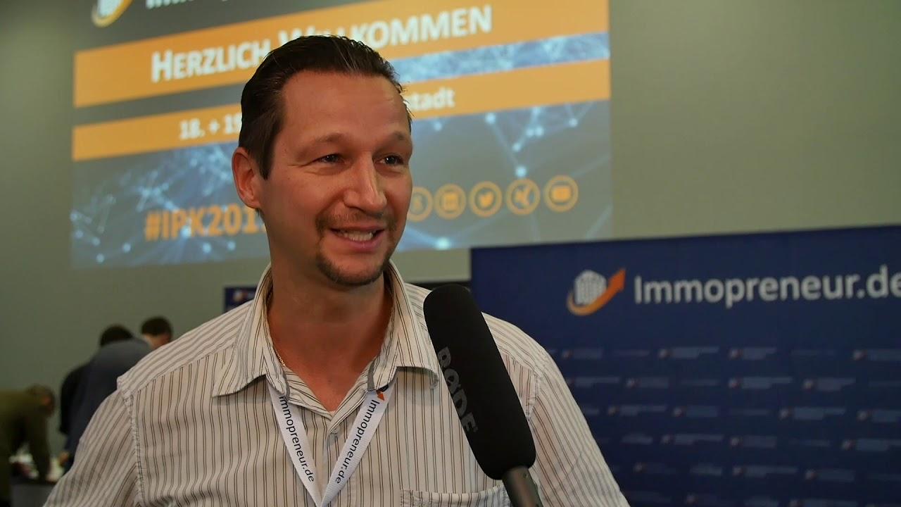Stimmen vom Immopreneur Kongress 2017 - Steffen Kriese #1