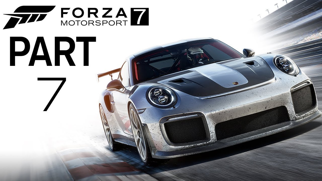 Forza Motorsport 7 - Let\'s Play - Part 7 - \