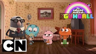 The Amazing World of Gumball   The Console (Clip 3)