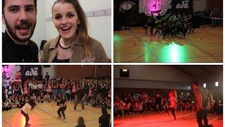 VLOG: Convenção Internacional Hip Hop Dance Algarve | SOUSA