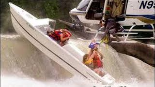 Идиоты за рулем моторных лодок | Аварии на воде снятых на камеру 2018 | Приколы #2