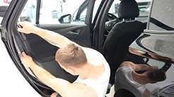 How to remove the door panel Opel Astra K 2017