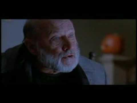 Halloween 6 Dr.Loomis talks about Michael Myers