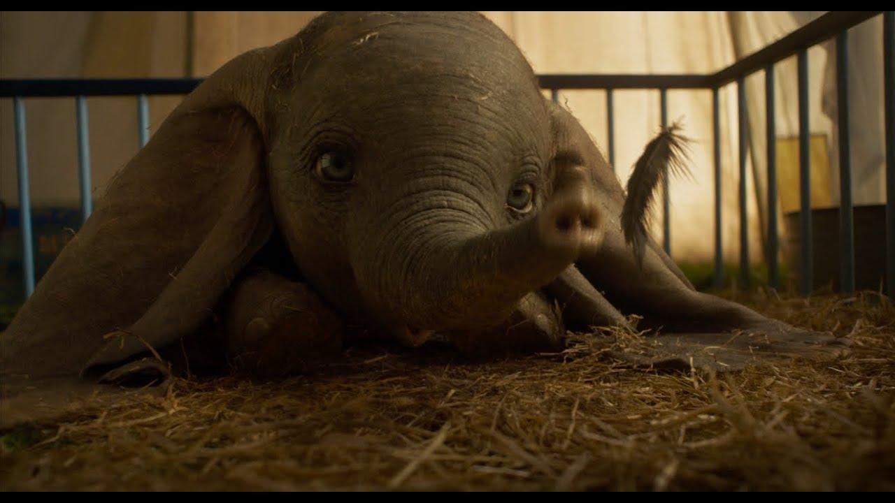 Disney's Dumbo: Chú Voi Biết Bay | Courage Trailer
