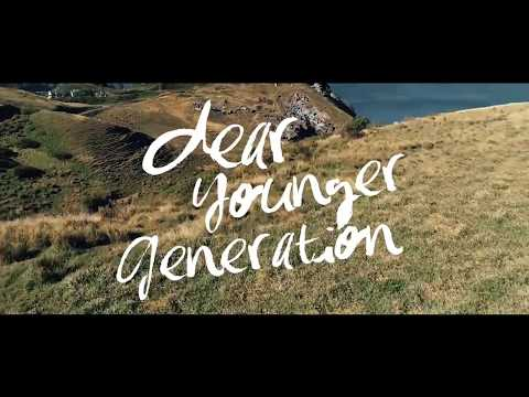 Message to millennials from older generations