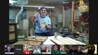 The Woodworkers Weekend Shop Talk Se 02 Ep 13 With Tim Babb
