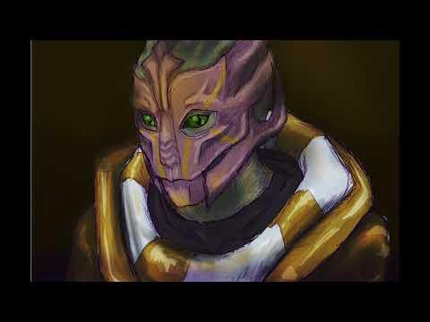 ASMR | Mass Effect | Turian Field Medic