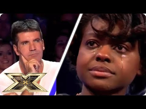 'You sang one of my worst songs ever' | The X Factor UK Unforgettable Audition