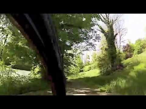 Bike Trail - von Brämgarten nach Mellingen (Aargau) Comic Edition
