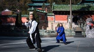 Week One: Tai Chi Training in China 💪