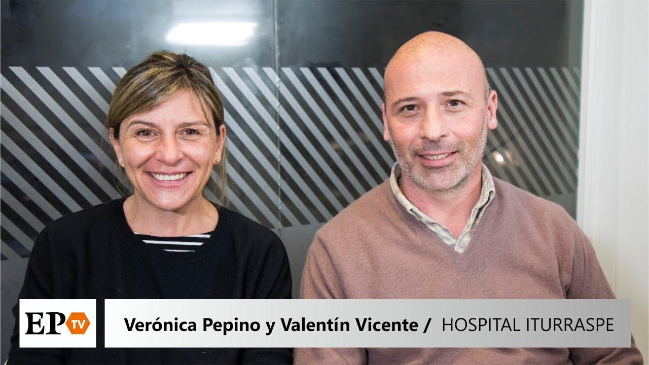 Consultorio - Verónica Pepino, Valentín Vicente