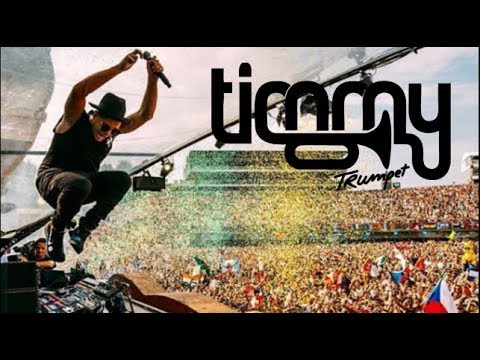 TIMMY TRUMPET & VINI VICI & OTTO KNOWS - MILLION TRUMPETS (VIDEO HD HQ) (PRZZ SMASHUP)