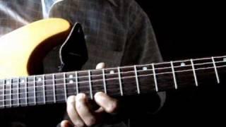Karz theme guitar tabs