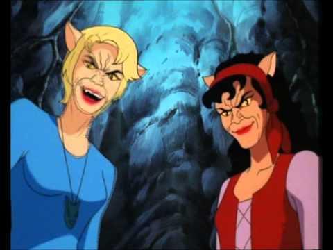 Scooby Doo Zombie Island Cat Demon Transformation Youtube