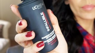 NEW AT THE DRUGSTORE   L'Oreal Infallible Setting Spray