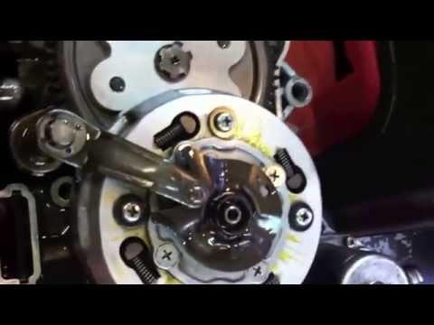 110cc Atv Engine Parts Diagram C90 Clutch Actuator Youtube