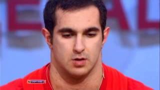 2011 IWF Grand Prix - President's Cup Men 105 Kg Snatch