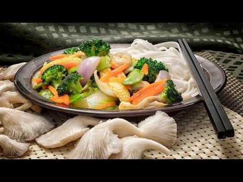 Thai Braised Vegetables – (Vegan)
