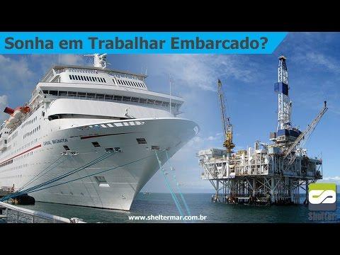 Trabalhe Embarcado: Cursos para Offshore & Cruzeiros!