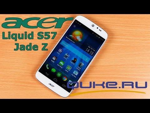 Обзор Acer Liquid Jade Z ◄ Quke.ru ►