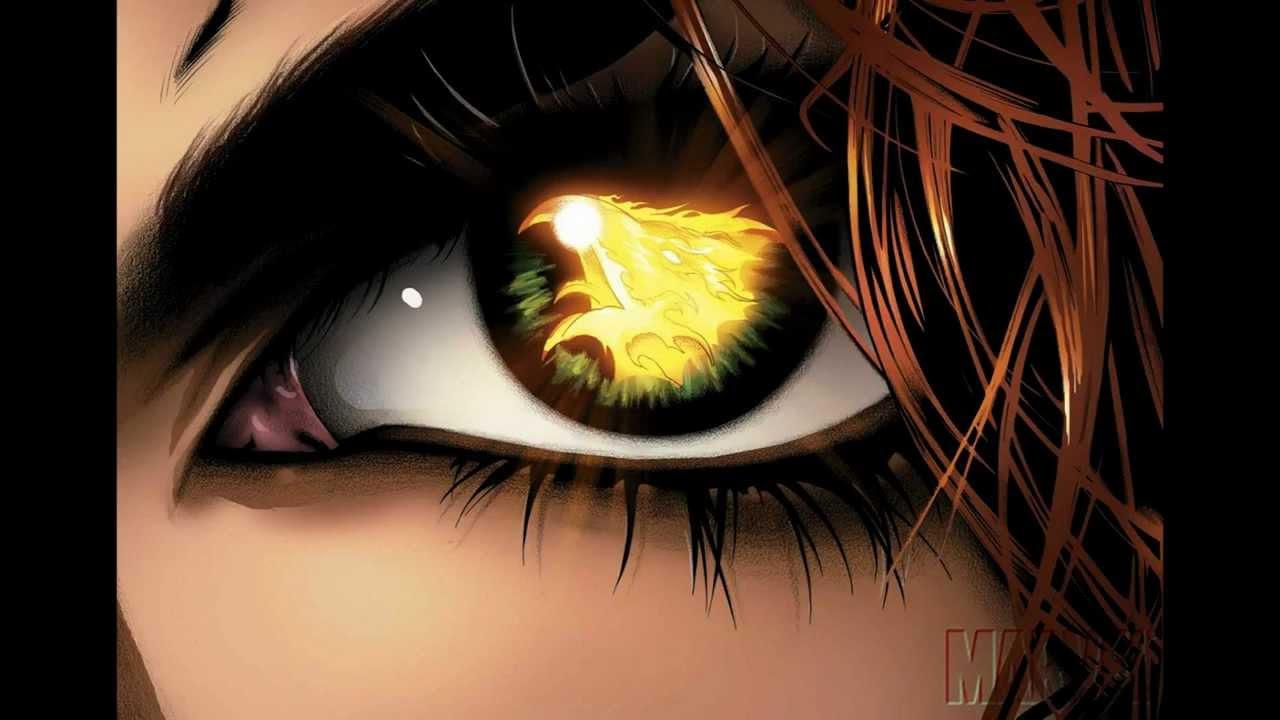 Dark Phoenix Apocalypse X Men Anime Hd
