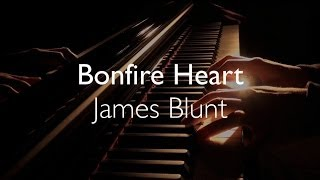 James Blunt - Bonfire Heart (Sebastian Winter Cover) Official Music Video