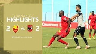 HIGHLIGHTS   El Merreikh 2 - 2 Al Ahly   Matchday 5   #TotalCAFCL